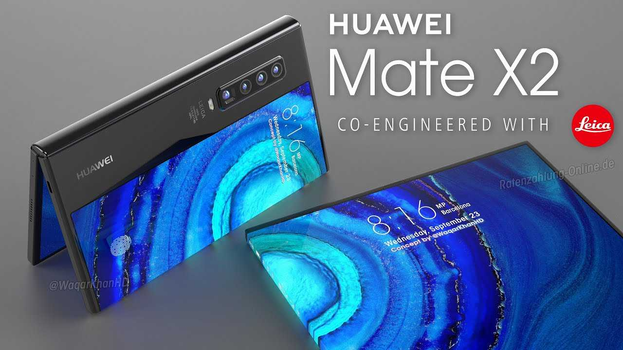 Huawei Mate 40 Pro, Mate 40E and Mate X2: 4G models on the way