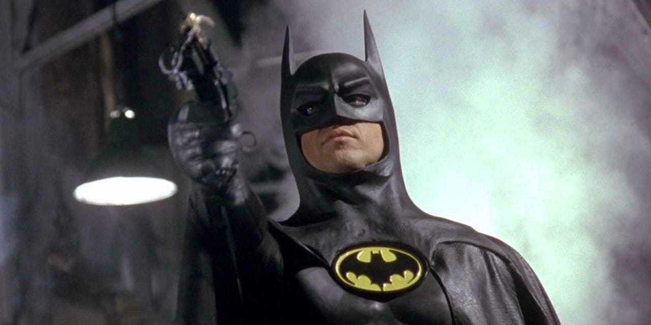 The Flash: Michael Keaton will be Batman again!