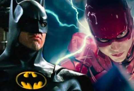 The Flash: Michael Keaton sarà nuovamente Batman!