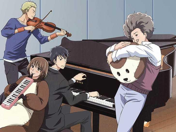 Nodame Cantabile, di Tomoko Ninomiya   Anime e inchiostro