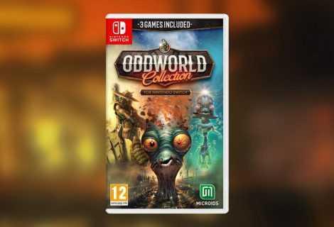 Oddworld Collection: annunciata la data d'uscita per Switch