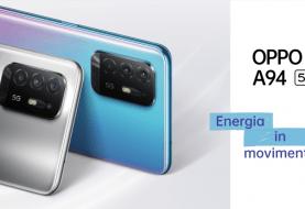 Oppo A94 5G: annunciato ufficialmente il nuovo medio gamma