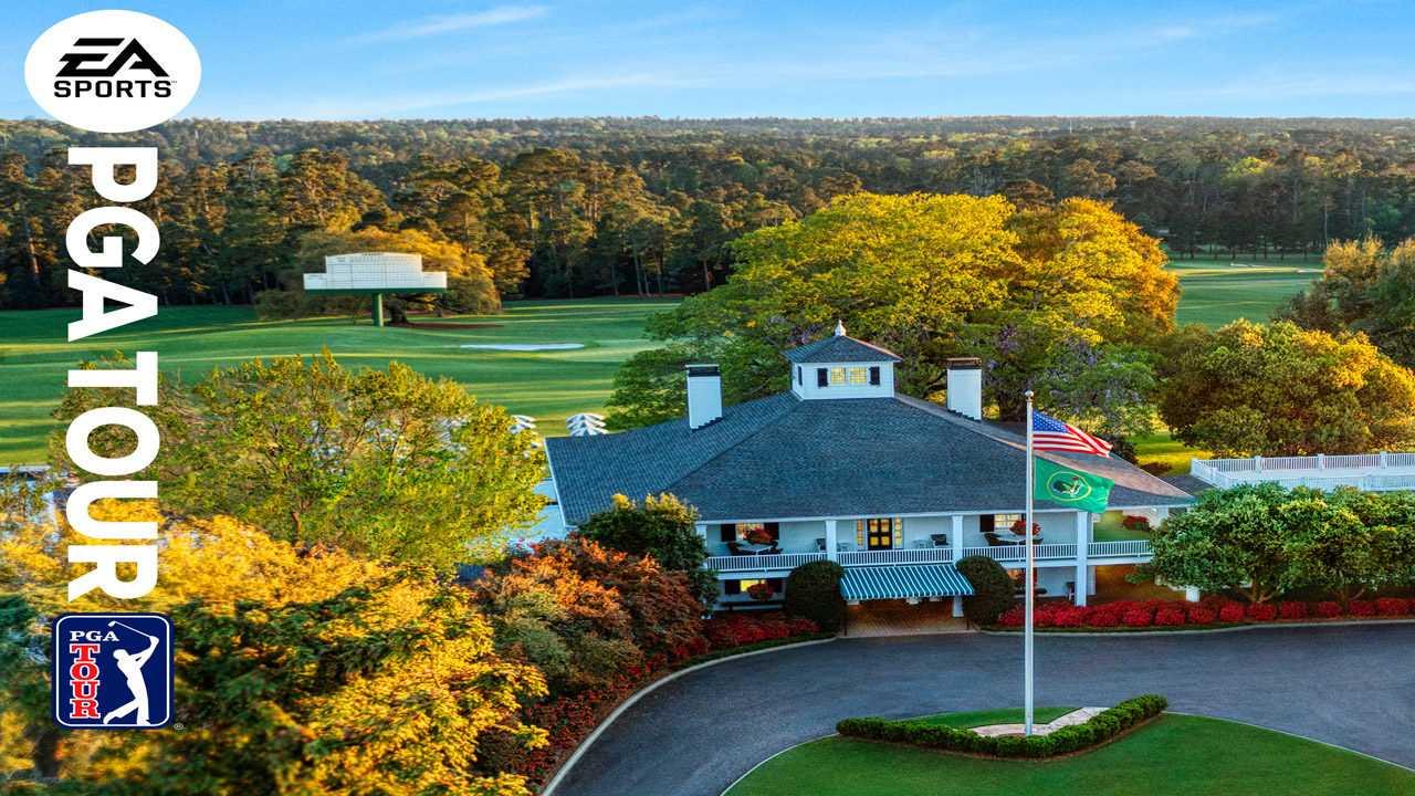 EA Sports PGA Tour avrà in esclusiva il torneo The Masters!