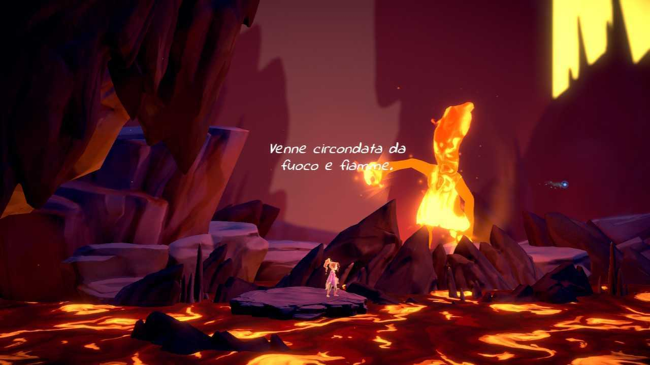 Recensione Lost Words: Beyond the Page, don't cry for me