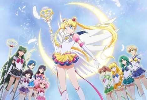 Sailor Moon Eternal: il trailer del nuovo film in arrivo su Netflix