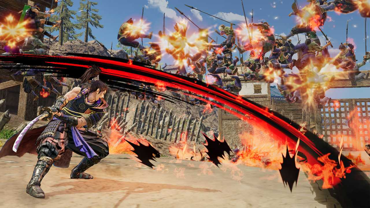 Samurai Warriors 5: presented with a trailer the new characters
