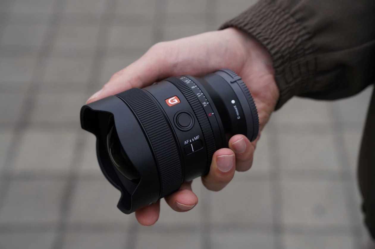 Sony FE 14mm F1.8 GM: a super bright wide angle