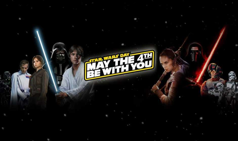 Star Wars Day 2021: tantissime offerte su Zavvi!