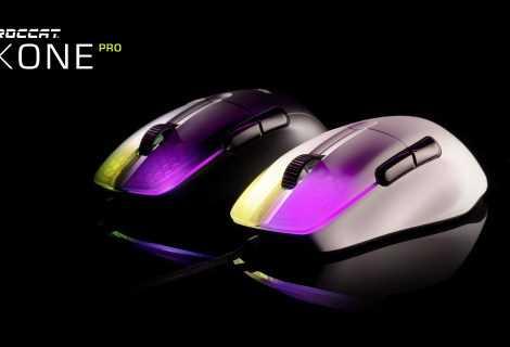 ROCCAT: annunciata la nuova serie di mouse Kone