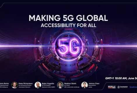 Realme Summit 5G: entro tre anni smartphone 5G per tutti