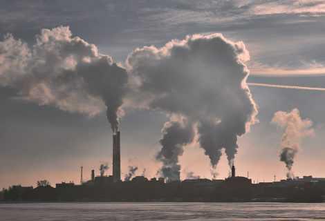 La concentrazione di polveri sottili nelle nostre città italiane