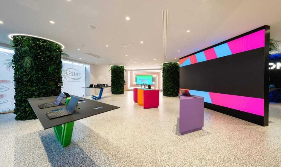 Spazio Lenovo: premiato con il design Award 2020-21