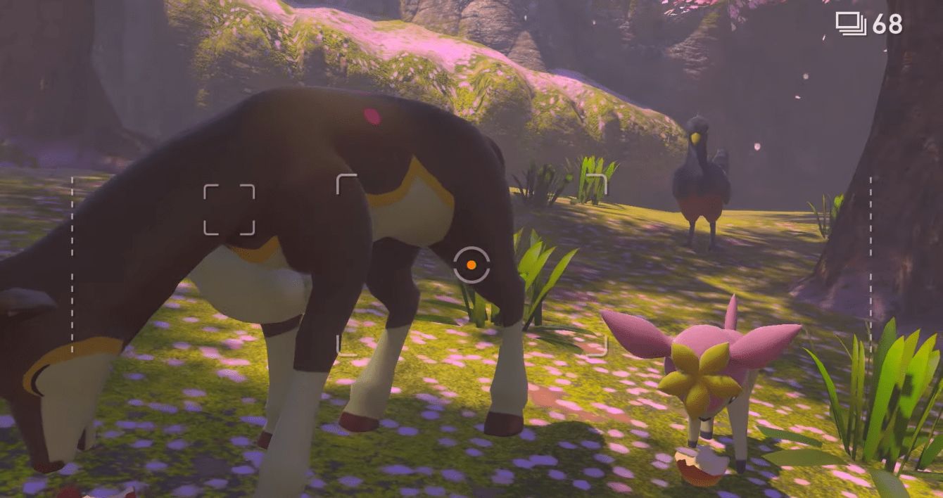 New Pokémon Snap: how to get Lumina and Cristalfiore Spheres on all islands