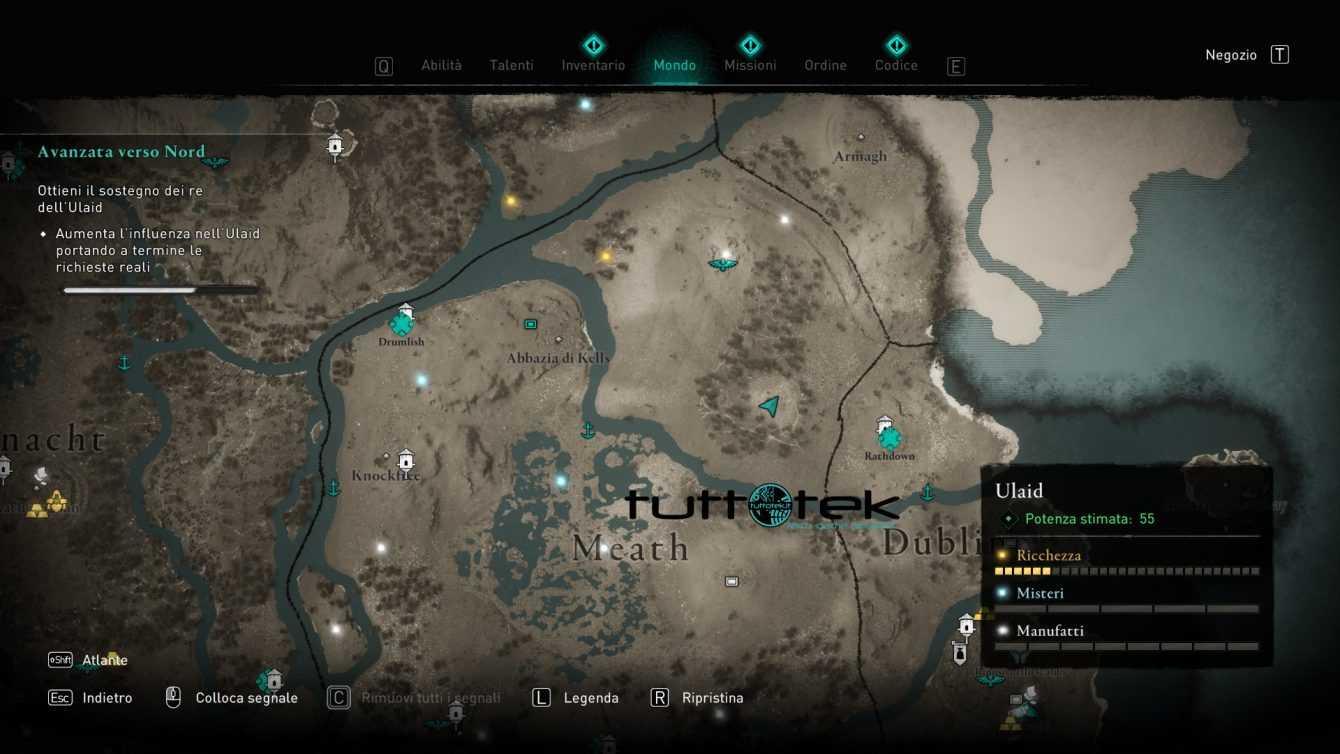Assassin's Creed: Valhalla, dove trovare tutti i membri de I Figli di Danu