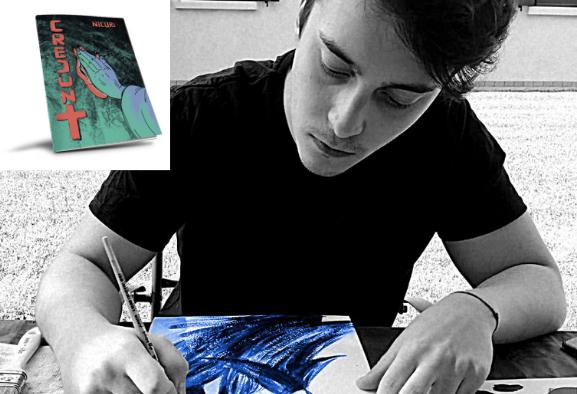Intervista a Nicori: sogni e traguardi di un giovane fumettista