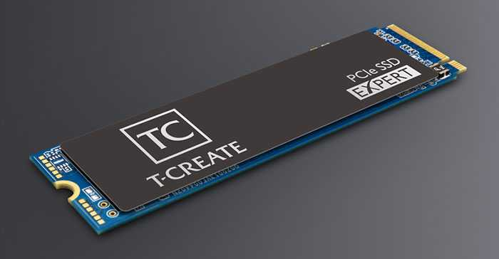 T-CREATE EXPERT PCIe SSD: the solid state memory for mining