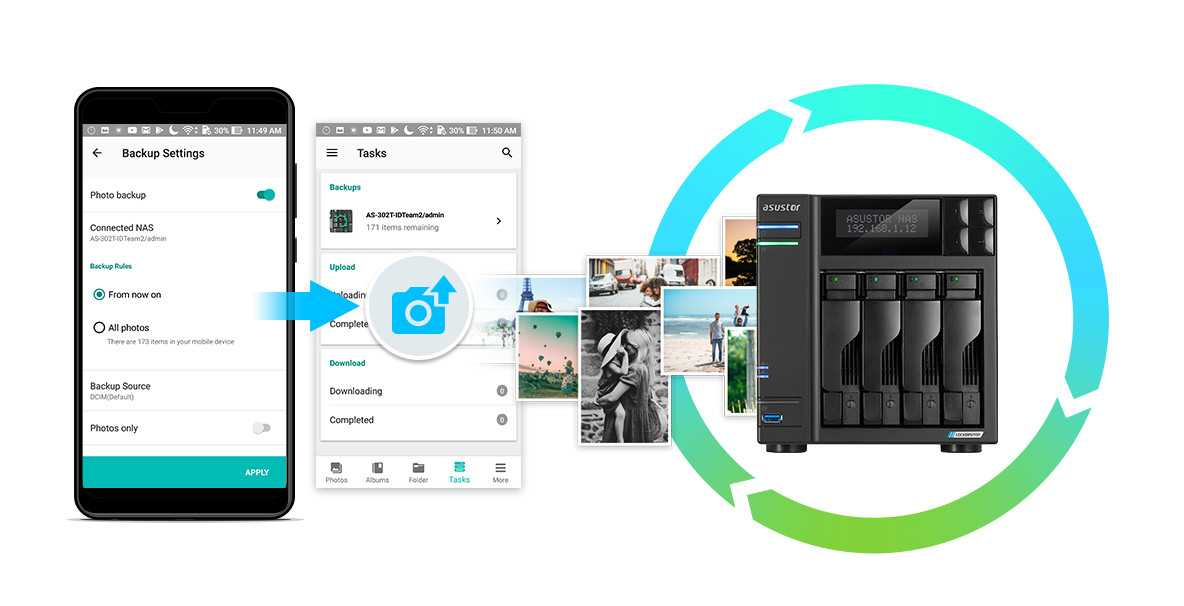 ASUSTOR NAS: Photo Gallery 3 and AiFoto 3.0 for a smarter NAS