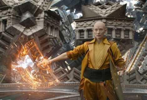 Doctor Strange: Kevin Feige si pente della scelta di Tilda Swinton come Antico