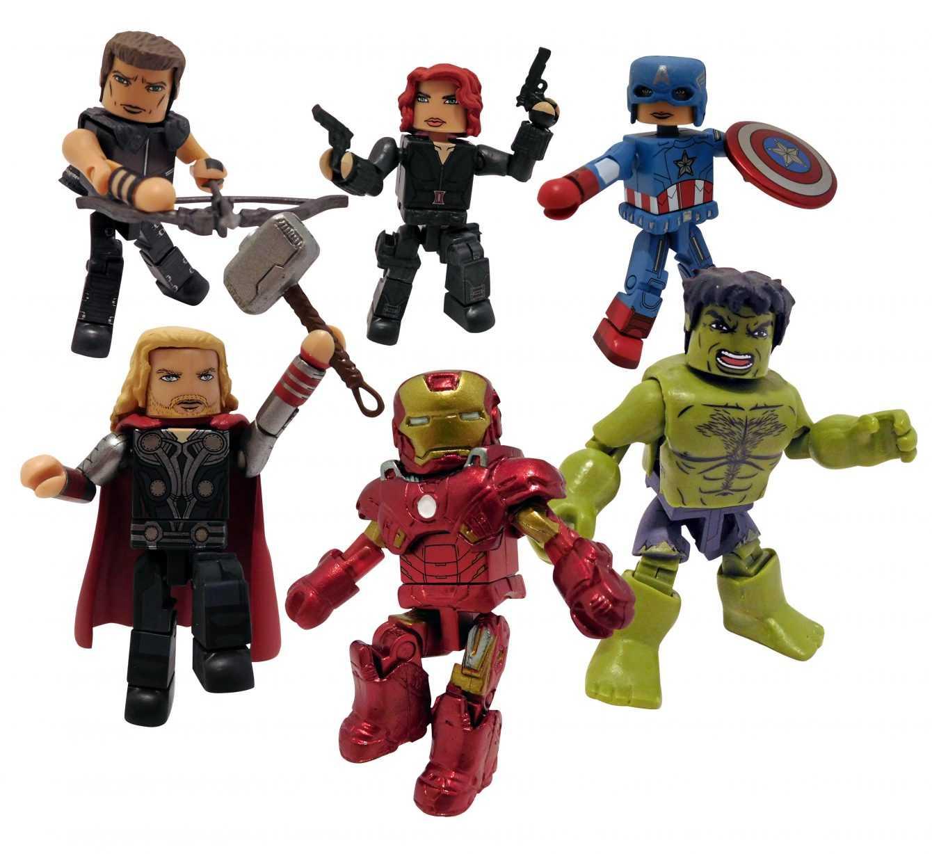 Diamond Select Toys: rivelate le esclusive per il Comicon di San Diego