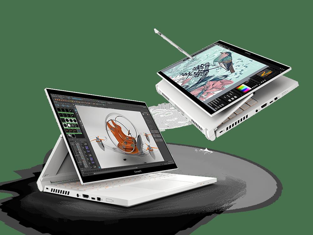 Acer ConceptD: rinnovati i prodotti dedicati ai creator