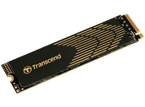 Transcend 240S SSD Review: The Graphene Era is Here