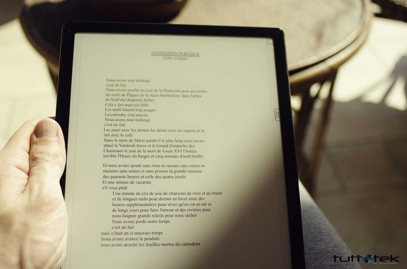 Onyx BOOX Note3 review: for those who can read and also write