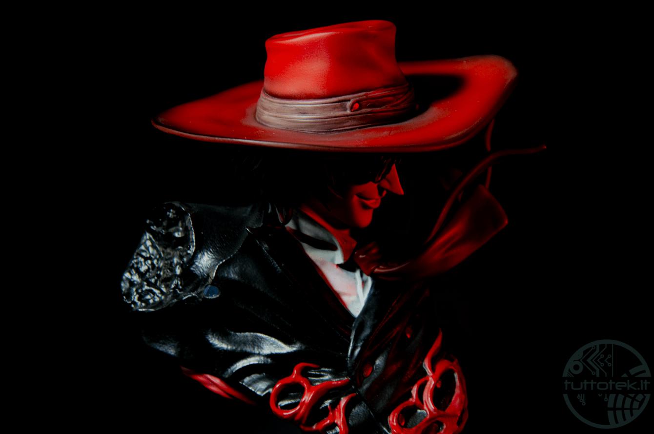 Recensione Alucard Hellsing Elite Bust di Figurama Collectors