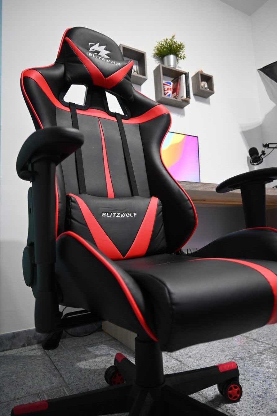 Recensione BlitzWolf BW-GC7: molto gaming, poco sedia