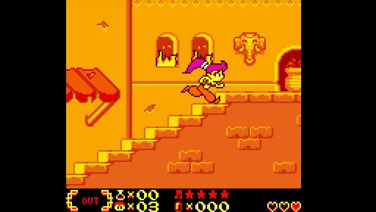 Shantae review for Nintendo Switch: 1000 and a small barrel, between wine and vinegar