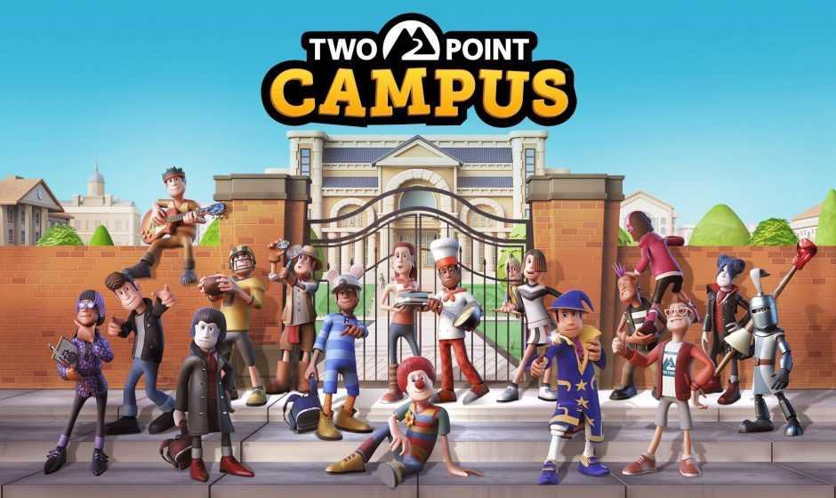 Two-Point Campus: un leak di Microsoft rivela il sequel