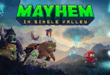 Recensione Mayhem in Single Valley: un viaggio frenetico in un mondo di pixel