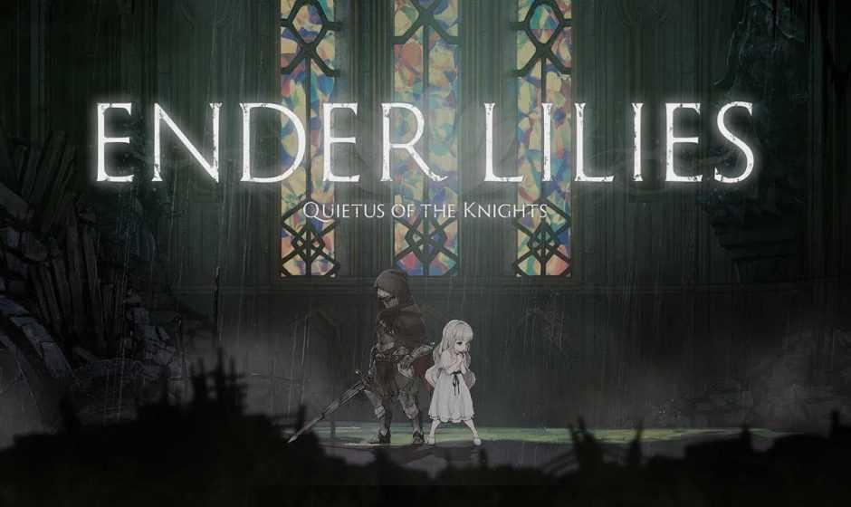 Ender Lilies: Quietus of the Knights, ecco la data d'uscita su PS4!
