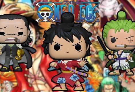 Funko Pop: presentate le ultime uscite della serie di One Piece