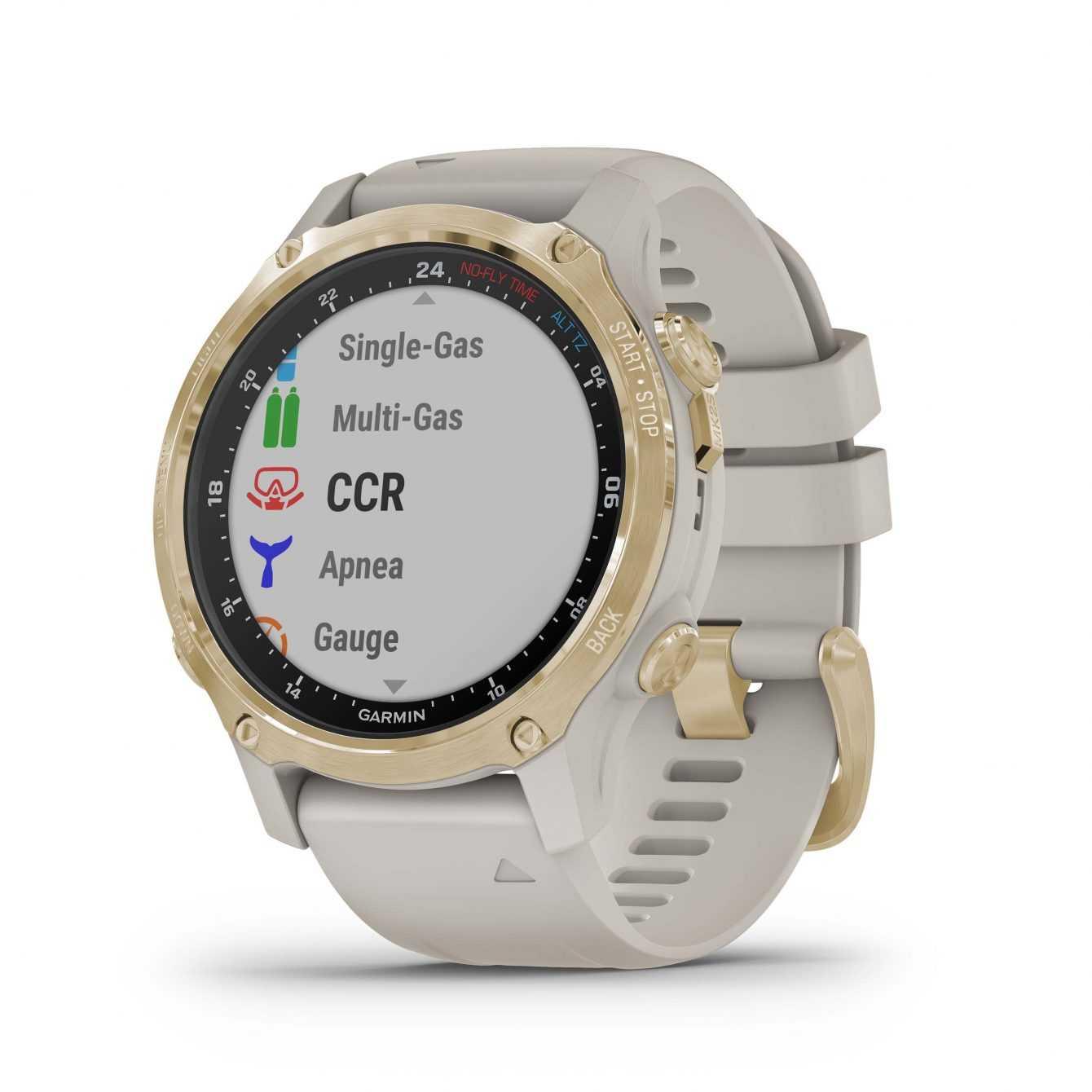 Descent Mk2S: nuovo watch di Garmin per i più audaci