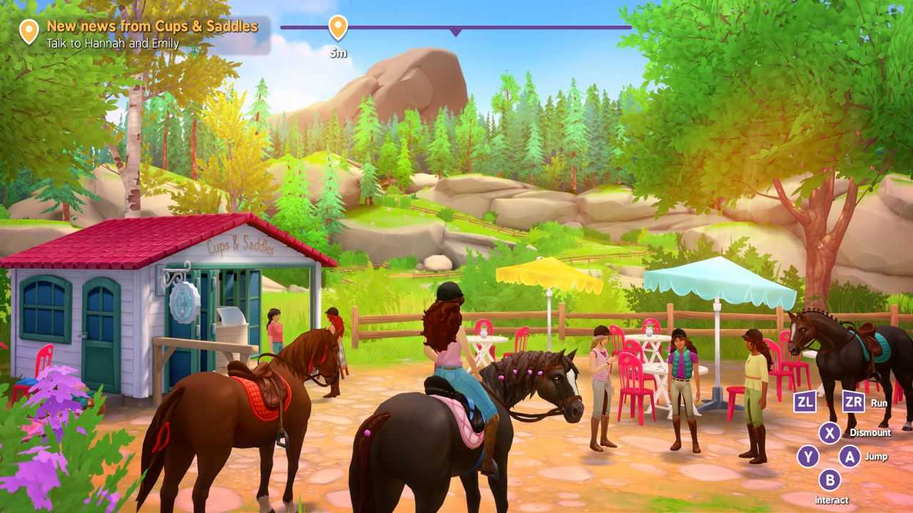 Horse Club Adventures: revealed the release date of the video game of the well-known toy series
