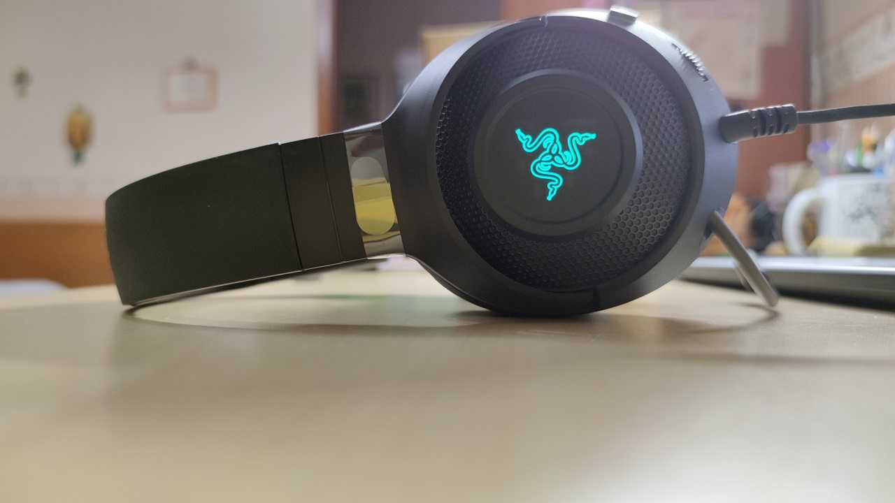 Razer Kraken V3 X review: the first RGB headphones with 40mm TriForce