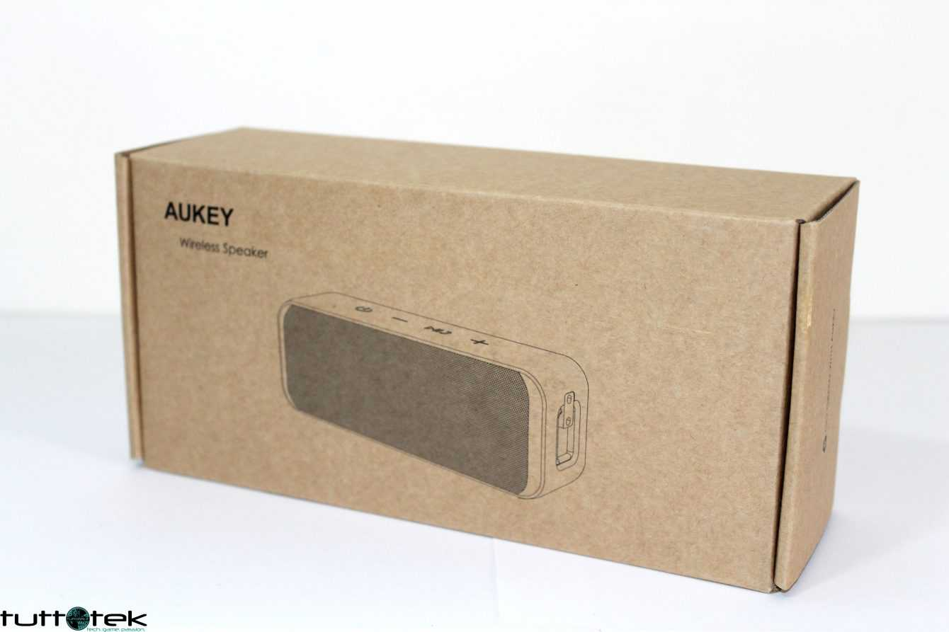Aukey Bluetooth speaker review: a best buy?