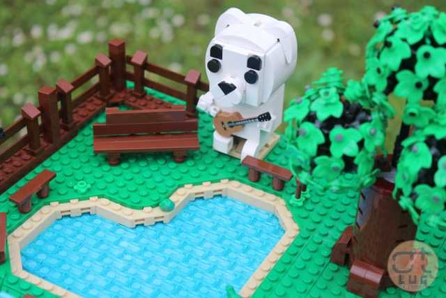 Animal Crossing: i fan creano un fantastico diorama LEGO