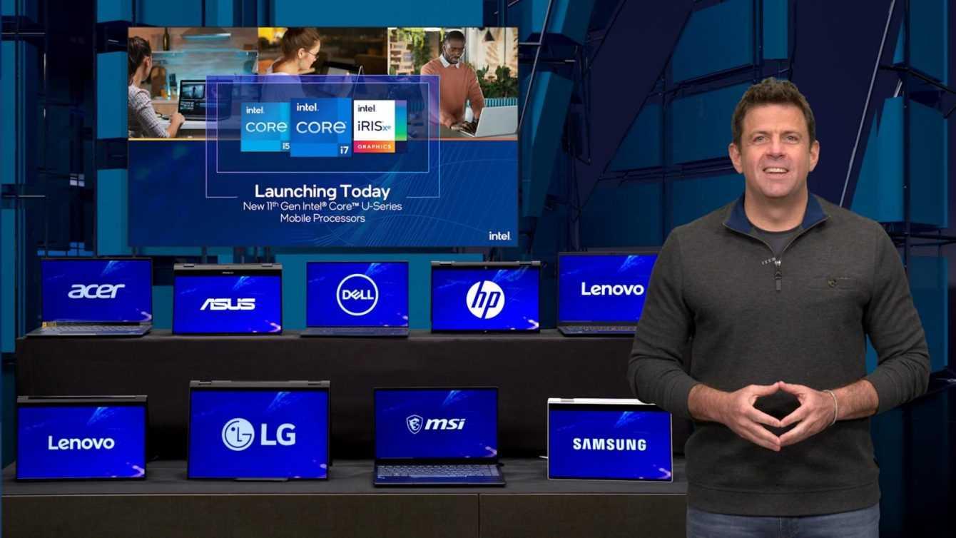 Intel: ufficiali le nuove CPU Intel Iris Xe di 11a generazione