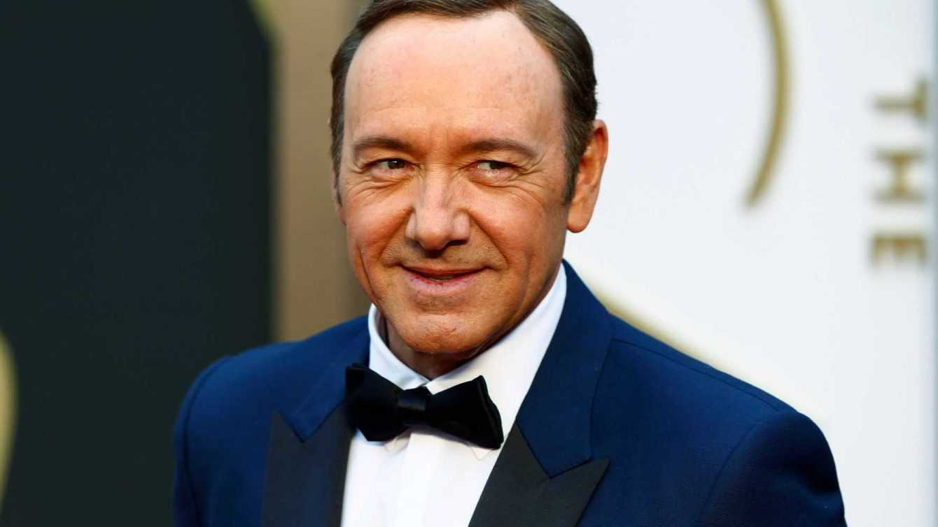 Kevin Spacey: the return to cinema with the man who drew God