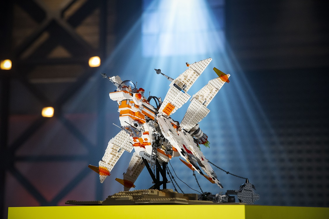 LEGO MASTERS AUSTRALIA: the second season in the first tv