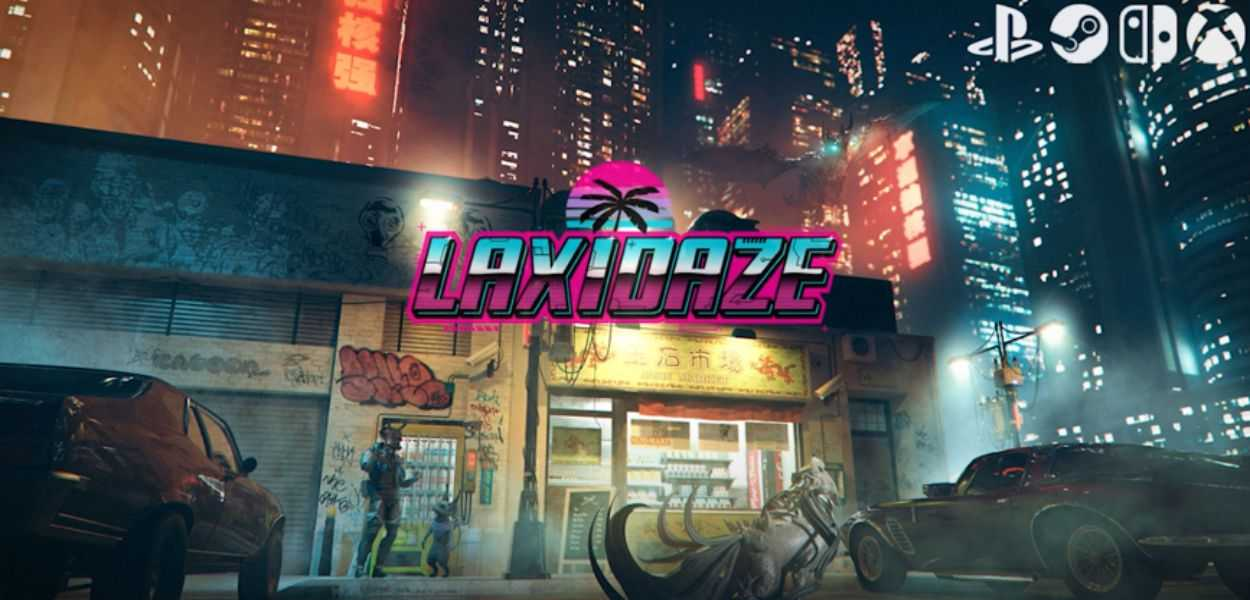 Laxidaze: è live la campagna Kickstarter per l'ambizioso indie