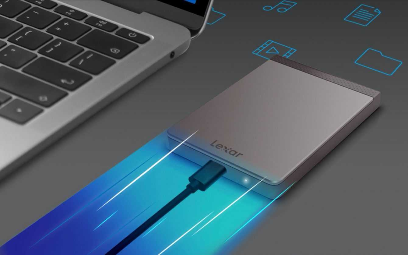 Lexar announces the new 2TB SL200 SSD