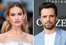Lily James e Sebastian Stan: prime foto dal set di Pam & Tommy