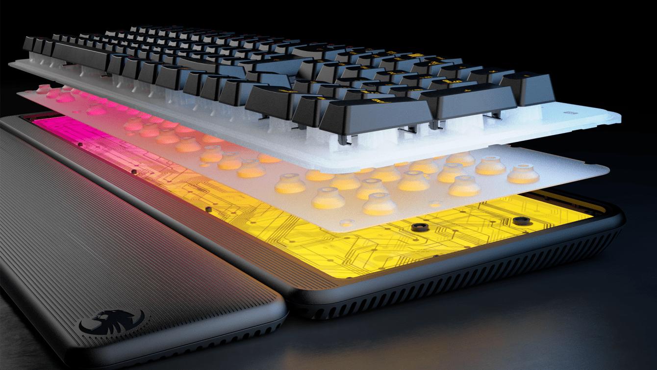 ROCCAT Magma e Pyro: nuove tastiere da gaming sotto 100 euro