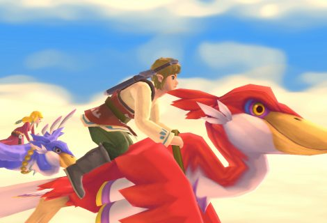 The Legend of Zelda Skyward Sword HD: ecco come funzionerà il sistema di salvataggio