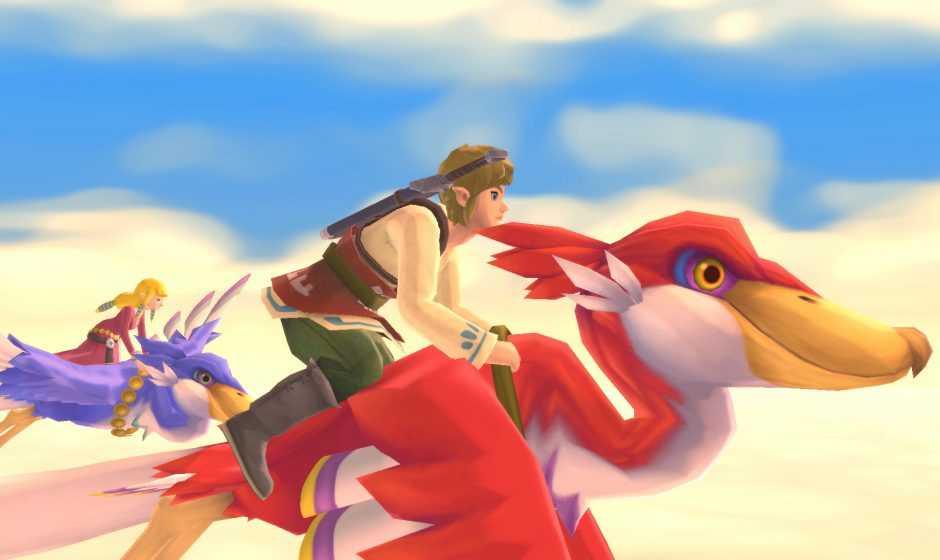 The Legend of Zelda: Skyward Sword HD, le funzioni dell'amiibo di Zelda