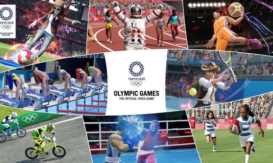 Olympic Games Tokyo 2020: data d'uscita su PC e console