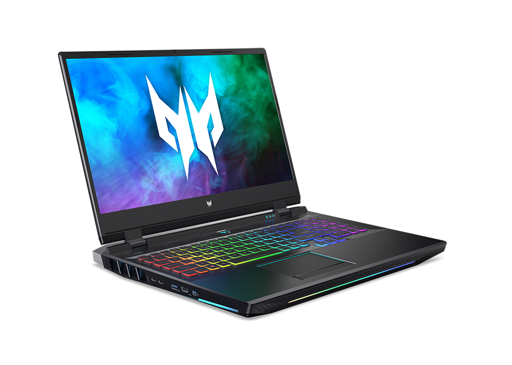 Acer introduces the new Predator Triton and Helios, the most powerful gaming notebooks ever