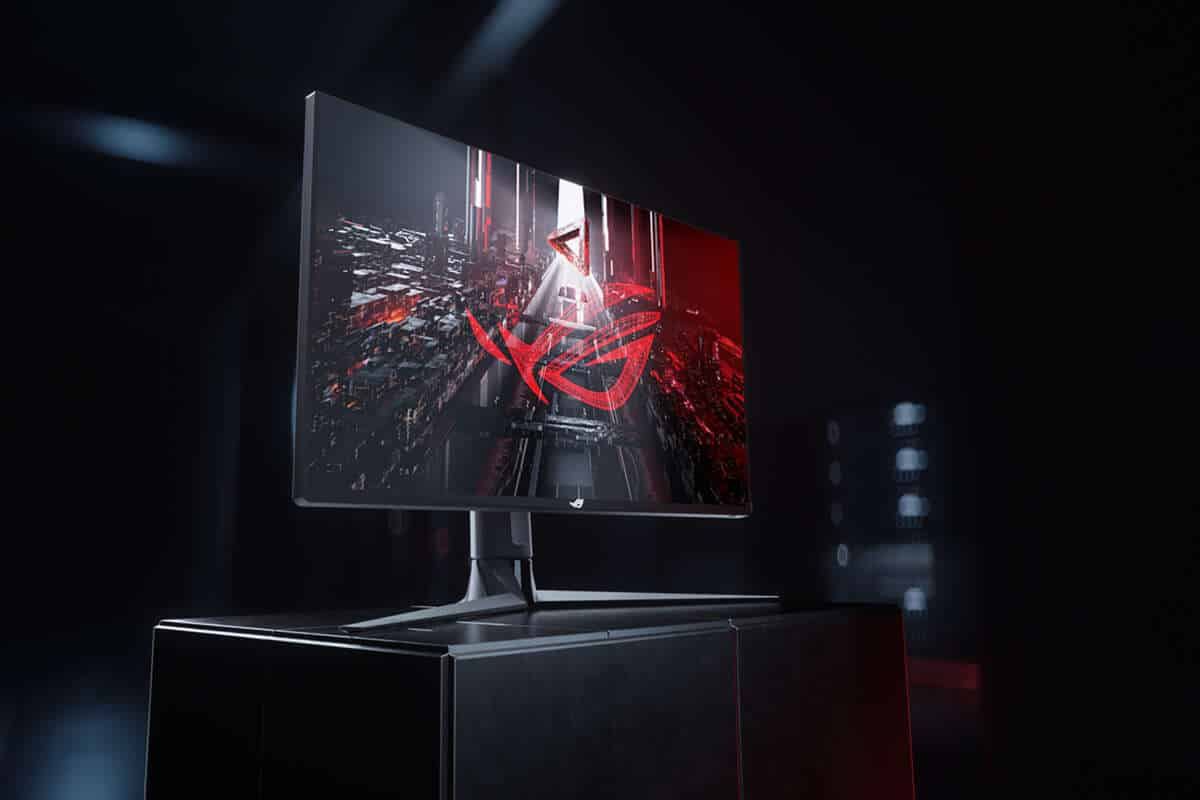 ASUS monitors for PS5: here are the ones that support 1440p